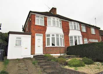 Thumbnail 3 bed semi-detached house for sale in Thirlmere Avenue, Tilehurst, Reading