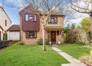 Thumbnail 4 bedroom detached house for sale in York Close, Southwater, Horsham