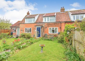 Thumbnail 2 bed terraced house for sale in Hubbards Loke, Hethersett, Norwich