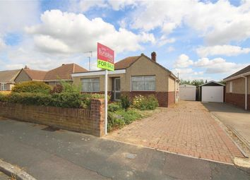 Thumbnail 2 bed detached bungalow for sale in Cullerne Road, Swindon, Wiltshire