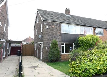 Thumbnail 3 bed semi-detached house for sale in Garth Walk, Moortown, Leeds