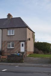 Thumbnail 3 bed end terrace house for sale in Macaulay Road, Stornoway, Isle Of Lewis