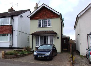Thumbnail 1 bed flat to rent in Common Road, Redhill