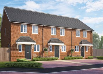 Thumbnail 2 bed semi-detached house for sale in Overton Hill, Overton, Basingstoke