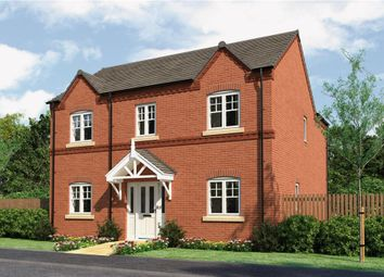 "Thumbnail 4 bed detached house for sale in ""Wells"" at Radbourne Lane, Derby"