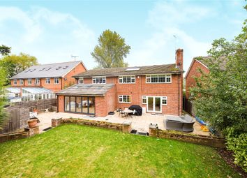 Thumbnail 6 bed detached house for sale in Reading Road, Winnersh, Wokingham, Berkshire