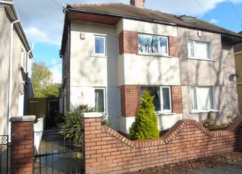 Thumbnail 3 bed terraced house for sale in Lansdowne Avenue West, Canton, Cardiff