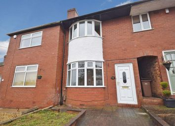 Thumbnail 3 bed terraced house for sale in Abbotts Drive, Sneyd Green, Stoke-On-Trent