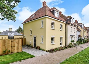 Thumbnail 4 bedroom detached house for sale in Burgage Mews, Alresford