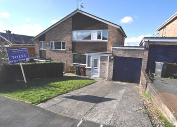 Thumbnail 4 bed semi-detached house to rent in St. Austin Close, Ivybridge