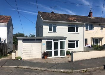 Thumbnail 3 bed semi-detached house for sale in Longdogs Lane, Ottery St. Mary