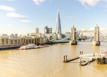 Thumbnail 3 bed flat to rent in Tower Bridge Wharf, St Katharine Docks