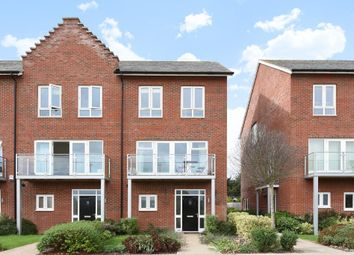 Thumbnail 4 bed end terrace house for sale in Cholsey Meadows, Cholsey