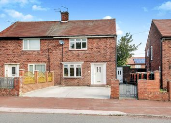 Thumbnail 2 bed semi-detached house for sale in Alwinton Avenue, North Shields