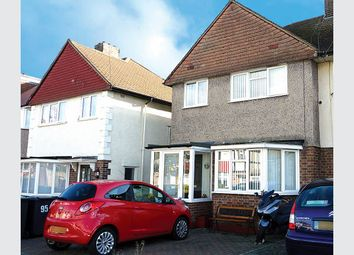 Thumbnail 3 bed semi-detached house for sale in Westdean Avenue, London