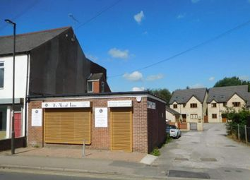 Thumbnail Retail premises for sale in 120 Sheffield Road, Killamarsh
