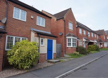 Thumbnail 3 bed town house to rent in Millidge Close, Nottingham