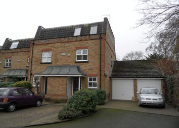 Thumbnail 3 bed flat for sale in Oarsman Place, East Molesey