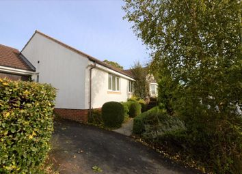 Thumbnail 3 bed detached bungalow for sale in Southfield Drive, Crediton, Devon
