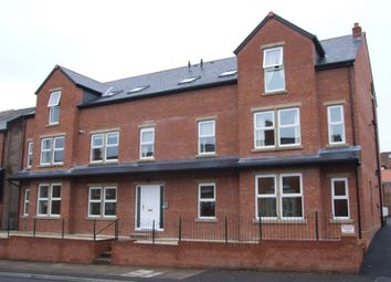 Thumbnail 2 bed flat to rent in Nelson Court, Nelson Street, Carlisle