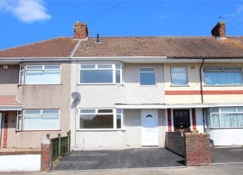 Thumbnail 3 bed terraced house for sale in Avebury Road, Ashton Vale, Bristol