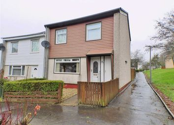 Thumbnail 3 bed end terrace house for sale in Teal Crescent, Greenhills, East Kilbride