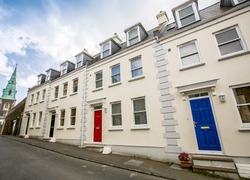 Thumbnail 3 bed terraced house to rent in La Couperderie, St. Peter Port, Guernsey