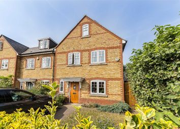 Thumbnail 5 bedroom terraced house to rent in Fifth Cross Road, Twickenham