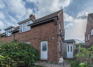 Thumbnail 2 bed semi-detached house for sale in St. Davids Crescent, Gravesend, Kent, England