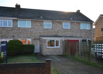 Thumbnail 3 bed terraced house for sale in Lucas Close, Yateley, Hampshire