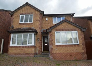 Thumbnail 4 bedroom detached house to rent in Parkes Way, Blackburn