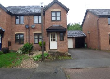 Thumbnail 3 bed property to rent in Beresford Close, Emerson Valley, Milton Keynes