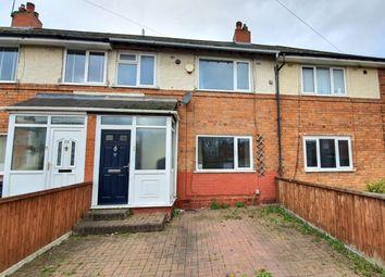 2 bed terraced house for sale in Yarnfield Road, Tyseley, Birmingham B11