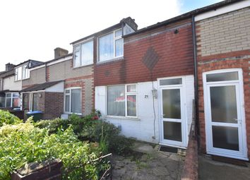 Crescent Road, Fareham PO16. 2 bed terraced house