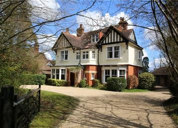 Thumbnail 6 bed detached house for sale in The Avenue, Crowthorne, Berkshire