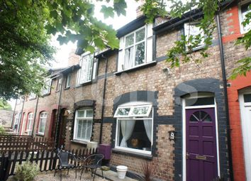 Thumbnail 3 bed cottage to rent in Raddon Place, Latchford Village, Warrington