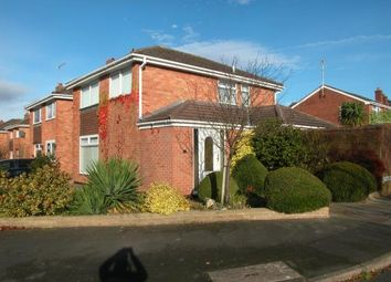Thumbnail 4 bed detached house for sale in Sutton Avenue, Neston, Cheshire