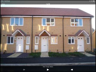 Thumbnail 2 bed terraced house to rent in Cheal Way, Wick, Littlehampton