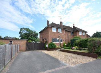 Thumbnail 3 bed semi-detached house for sale in Champion Way, Church Crookham, Fleet