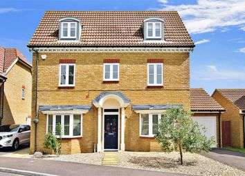 Thumbnail 4 bed detached house for sale in Cormorant Road, Iwade, Kent