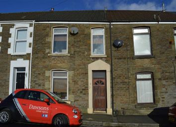 Thumbnail 3 bed terraced house for sale in Hopkin Street, Swansea