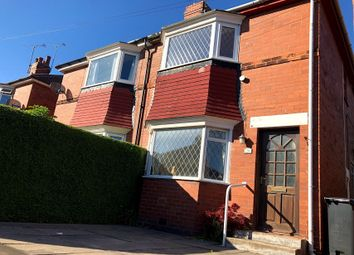 Thumbnail 2 bed semi-detached house for sale in Newbold Terrace, Doncaster