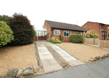 Thumbnail 1 bed semi-detached bungalow for sale in Thames Drive, Biddulph, Stoke-On-Trent