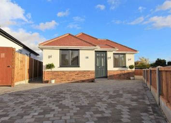 Thumbnail 2 bed bungalow for sale in Tonbridge Road, Hockley