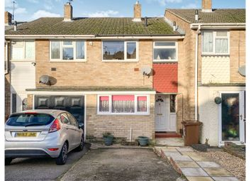 Thumbnail 4 bed terraced house for sale in Harptree Drive, Chatham