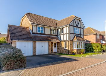 Thumbnail 4 bed detached house for sale in 20 Kendal Meadow, Whitstable