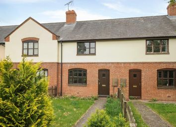 Thumbnail 2 bedroom terraced house for sale in Leominster, Herefordshire