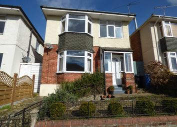 Thumbnail 3 bed detached house to rent in Courthill Road, Poole