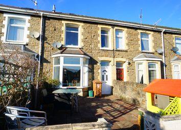 Thumbnail 2 bed terraced house for sale in Waunfawr Terrace, Cross Keys, Newport