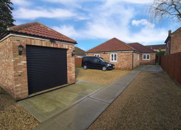 4 bed detached bungalow for sale in Hall Lane, West Winch, King's Lynn PE33